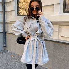 Пальто А21000
