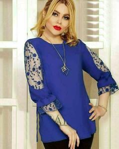 Блуза нарядная А21666