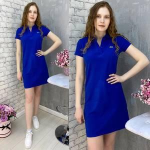 Платье короткое летнее А37569
