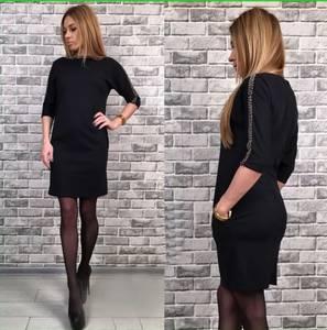 Платье короткое нарядное А10401