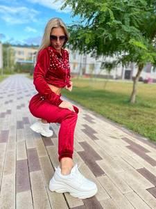 Костюм модный А10404