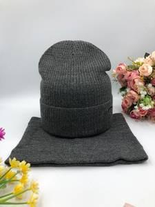 Шапка и шарф Снуд А07293