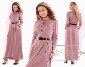 Платье длинное нарядное Ш8969