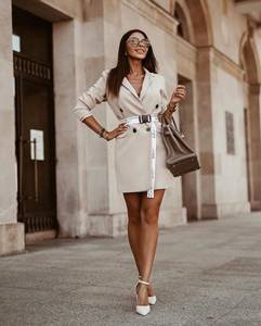 Платье короткое классическое А10698