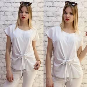 Блузка с коротким рукавом А37533