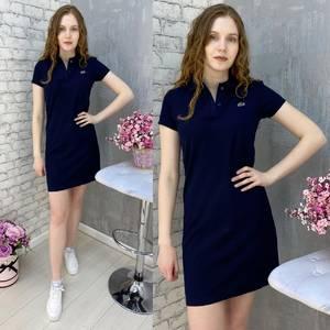 Платье короткое летнее А37570