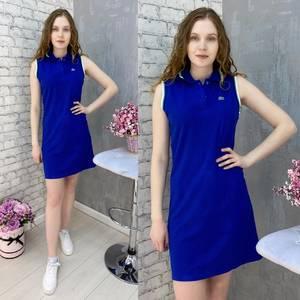 Платье короткое без рукавов А37577