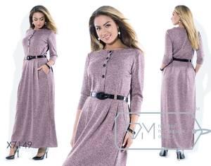 Платье длинное нарядное Ш8970