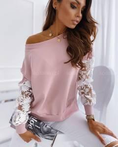 Блуза с длинным рукавом А10710