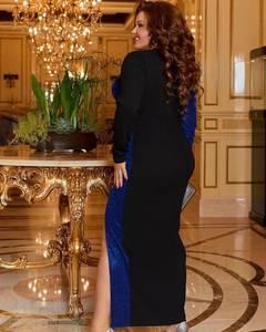 Платье длинное нарядное А17994