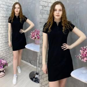 Платье короткое летнее А37571