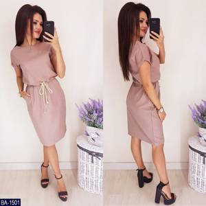 Платье короткое летнее А08706