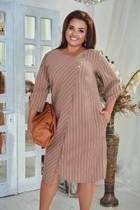 Платье короткое деловое А19680