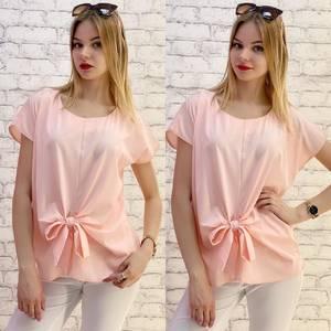 Блузка с коротким рукавом А37535