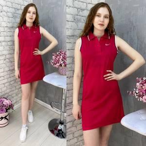 Платье короткое без рукавов А37579