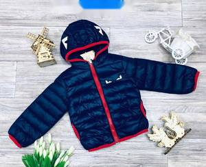 Куртка чёрная Ч5565