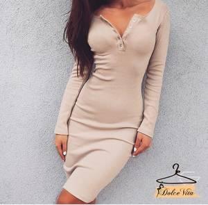 Платье короткое с длинным рукавом А10526