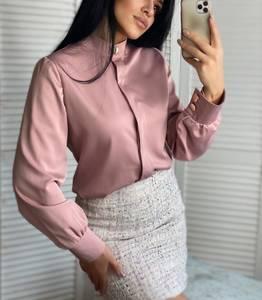 Блуза с длинным рукавом А13126