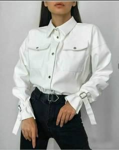 Рубашка с длинным рукавом А19150