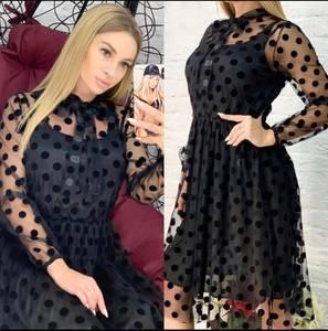 Платье короткое современное А19757