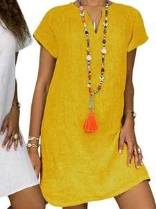 Платье короткое летнее Я0282