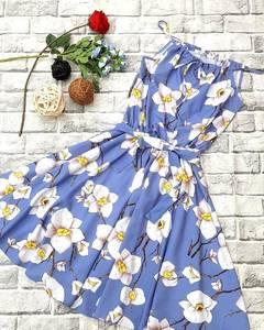 Платье короткое летнее Я1480