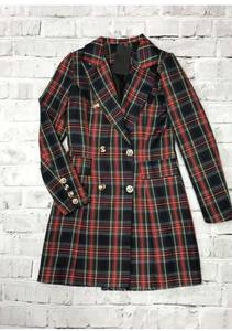 Платье короткое с длинным рукавом Я2589