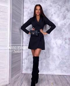 Платье короткое нарядное Я2605