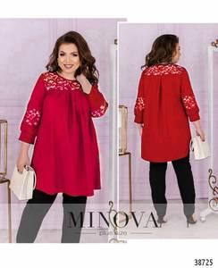 Блуза нарядная Я2814