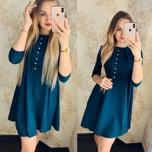 Платье короткое нарядное Я4396