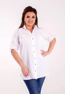 Рубашка удлиненная Я7185