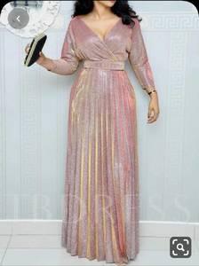 Платье длинное нарядное А17163