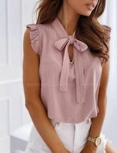 Блуза без рукавов А30157