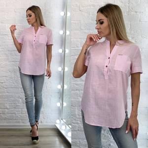 Блуза с коротким рукавом А33515