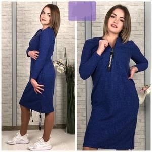 Платье короткое повседневное Ш6380