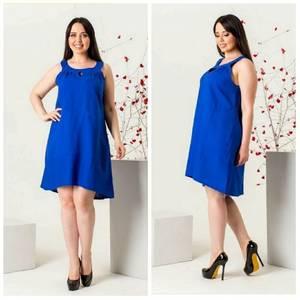 Платье короткое нарядное Ч2576