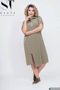 Платье короткое летнее Ч4095