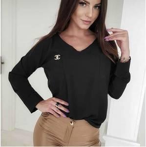 Блуза с длинным рукавом Ч4821