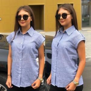 Рубашка с коротким рукавом Ч5685