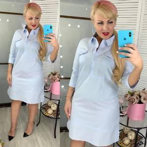 Платье короткое нарядное Ц7205