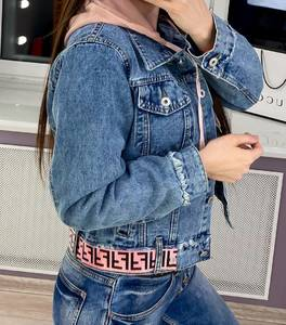 Джинсовая куртка Я0399