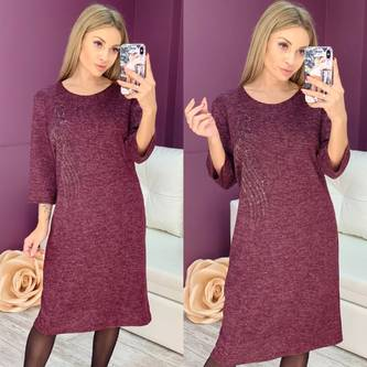Платье короткое нарядное Ш3604