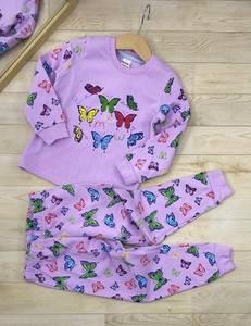 Пижама на флисе А13537