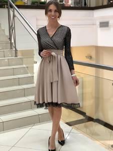Платье короткое современное Ю2025