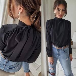Блуза с длинным рукавом Ю2630