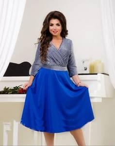 Платье короткое нарядное Ю2678
