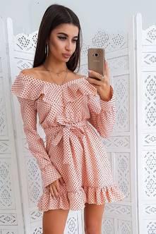 Платье Ю3073