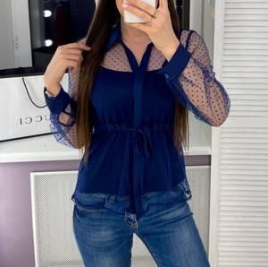Блуза для офиса Ю3142