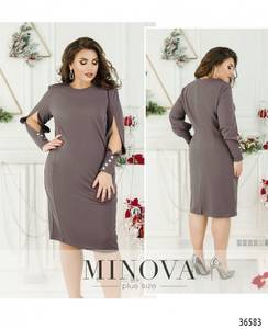 Платье короткое нарядное Ю4080