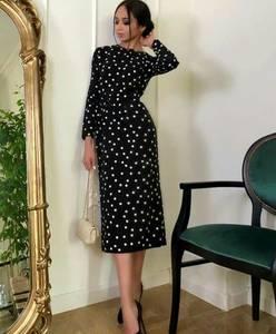 Платье длинное нарядное Ю4129